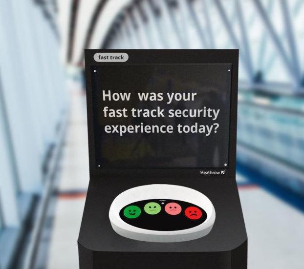 Turning Daily Feedback into a Better Passenger Experience at Heathrow Airport