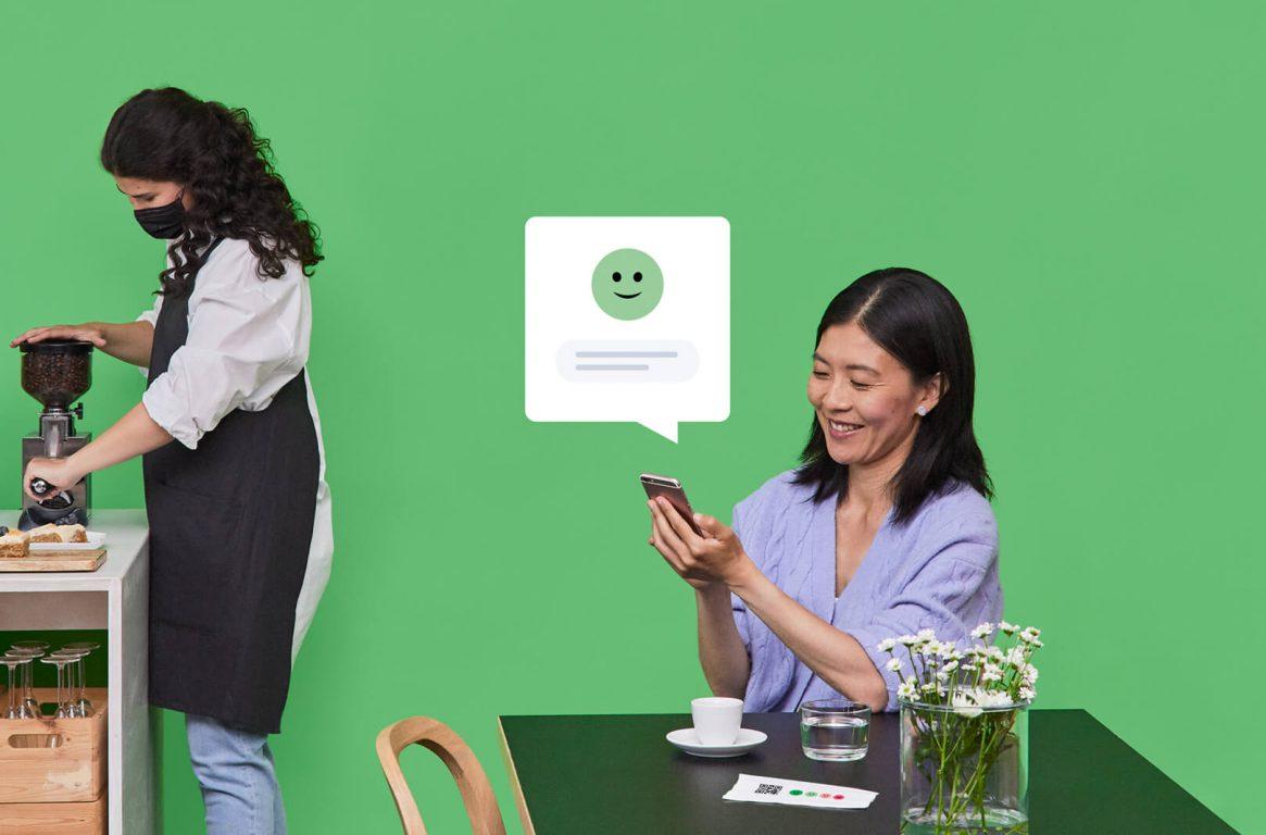 Customer experience happy customer